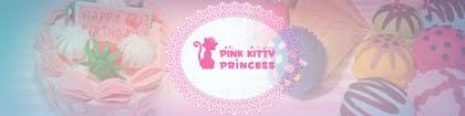 bogooxi tarafından Develop a Brand Identity for Pink Kitty Princess on ETSY için no 150