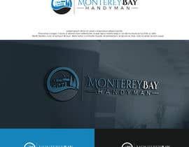 graphiclip tarafından Logo for Monterey Bay Handyman için no 61