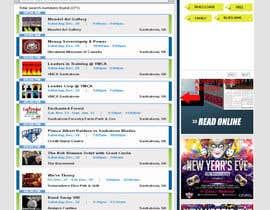 nº 6 pour Update Website Design par abhij33td3sai