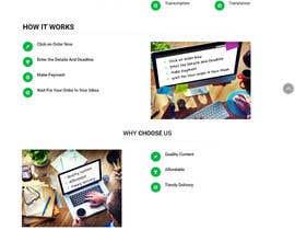 Nro 4 kilpailuun Design images for my website käyttäjältä abhimanyu3