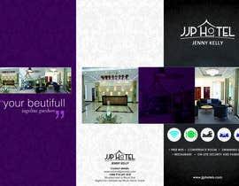 Nro 6 kilpailuun Design a Brochure for elegant Hotel käyttäjältä archukaran