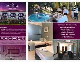 Nro 13 kilpailuun Design a Brochure for elegant Hotel käyttäjältä archukaran
