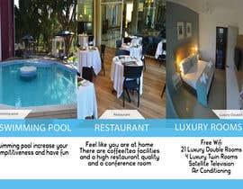 #7 for Design a Brochure for elegant Hotel by Mohamedbellak