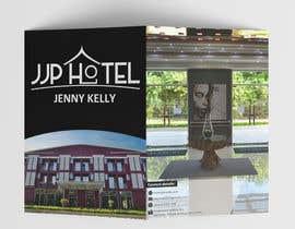 Nro 12 kilpailuun Design a Brochure for elegant Hotel käyttäjältä anwera