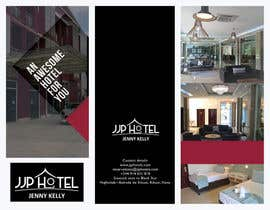 Nro 1 kilpailuun Design a Brochure for elegant Hotel käyttäjältä Sodibaba