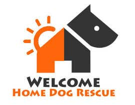 #26 for logo design for dog rescue by Roma1611
