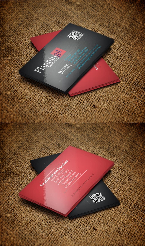 Penyertaan Peraduan #16 untuk Design some Business Cards for a business consultant