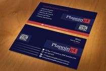 Graphic Design Entri Peraduan #24 for Design some Business Cards for a business consultant