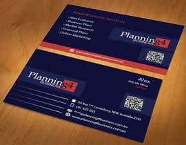 nº 25 pour Design some Business Cards for a business consultant par mamun313