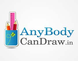 #168 for Design a Logo for AnyBodyCanDraw.in by sabbir92