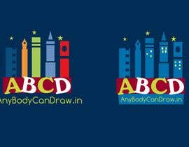 #147 cho Design a Logo for AnyBodyCanDraw.in bởi jogiraj
