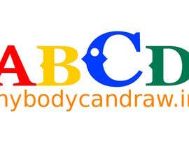nº 176 pour Design a Logo for AnyBodyCanDraw.in par GhitaB