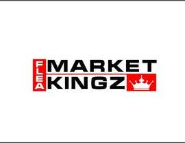 #62 for Design a Logo for Flea Market Kingz af designart65