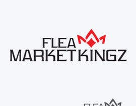 #34 for Design a Logo for Flea Market Kingz af anacristina76