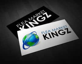 #48 for Design a Logo for Flea Market Kingz af ultimated