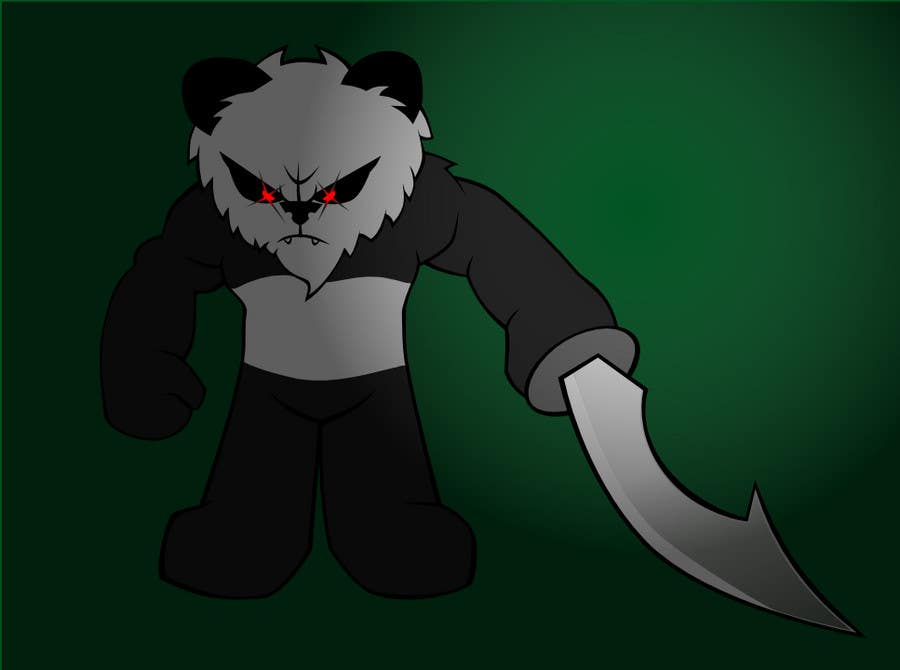 Konkurrenceindlæg #                                        94                                      for                                         Panda Concept Art and Character Design