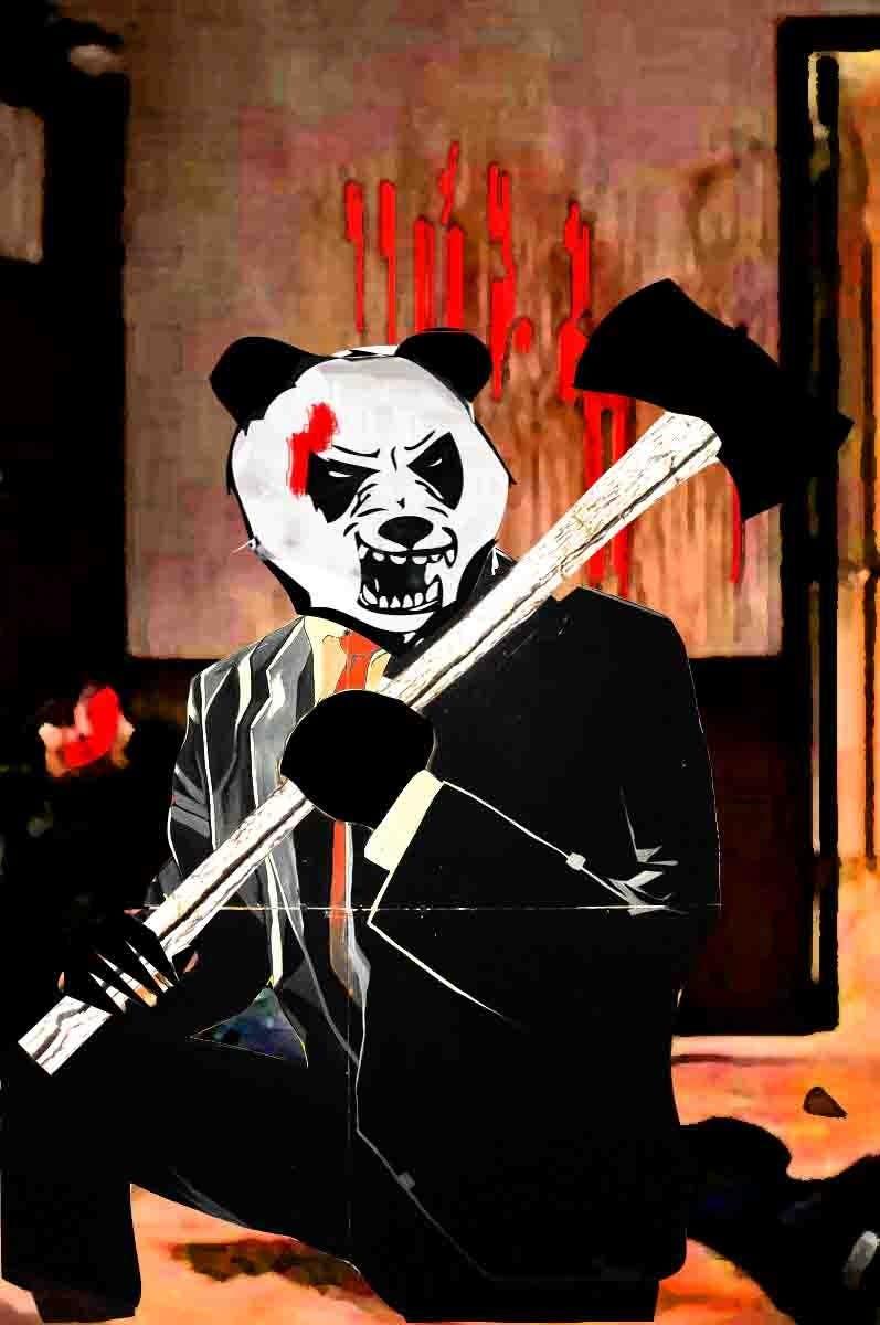 Konkurrenceindlæg #                                        65                                      for                                         Panda Concept Art and Character Design