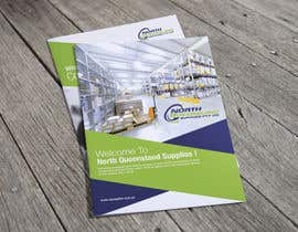 stylishwork tarafından Company Profile Brochure for North Queensland Supplies için no 1