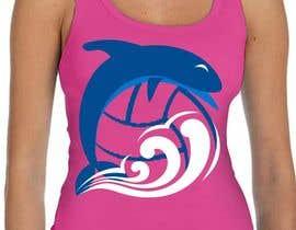 Nro 3 kilpailuun T-shirt design tank top käyttäjältä DendyTaS