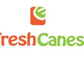 Nro 47 kilpailuun Design a Logo for Fresh Canes! käyttäjältä Ismailjoni