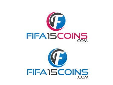 #70 for Design a Logo for Fifa15coins.com af rraja14