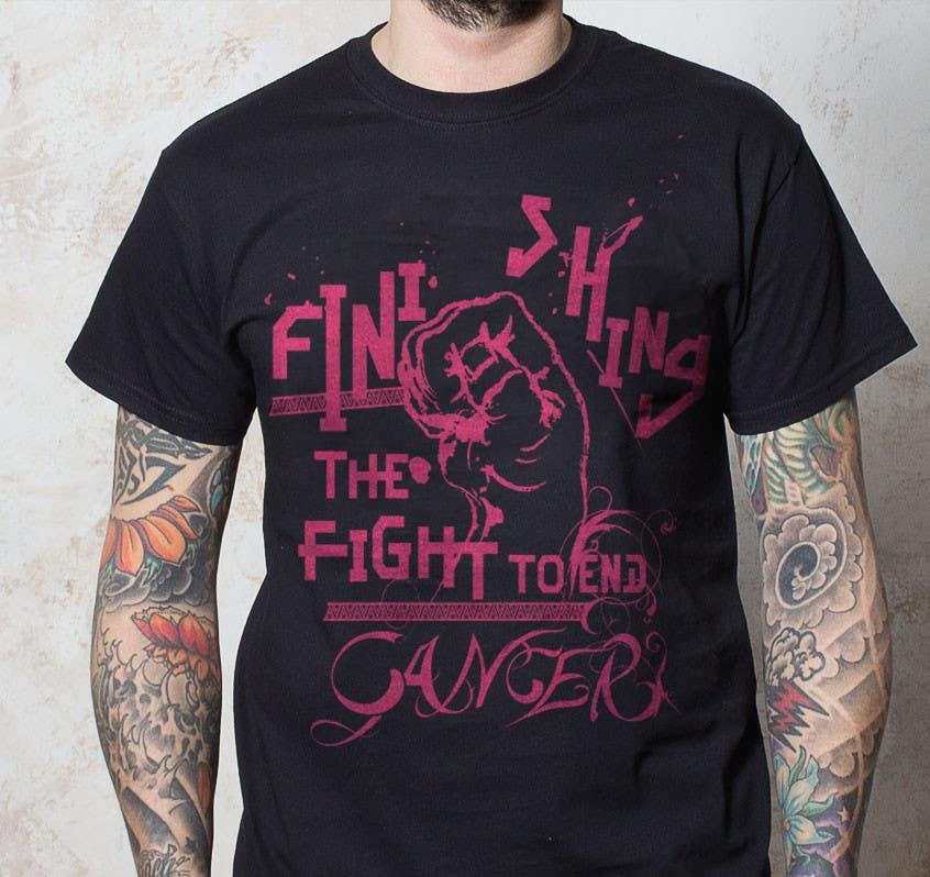 Kilpailutyö #18 kilpailussa Design a Custom T-Shirt
