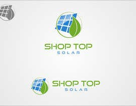 #72 for Design a Logo for Shop Top Solar by mille84
