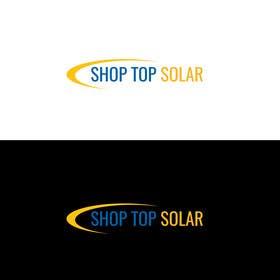 mrmot64 tarafından Design a Logo for Shop Top Solar için no 112