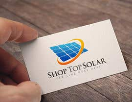#96 for Design a Logo for Shop Top Solar by nikky1003
