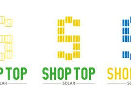 #313 for Design a Logo for Shop Top Solar by marcelorock