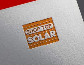 #315 for Design a Logo for Shop Top Solar by Toy20