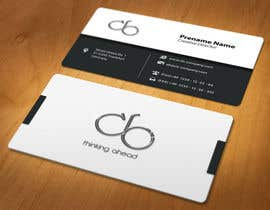 #68 for Simple project: design of business cards for innovative design & IT company af m2ny