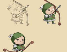 #8 for 2D Game Character design with sprite animations by BuiNhatVi