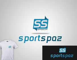 #67 for Design a Logo for SportSpaz by naseefvk00