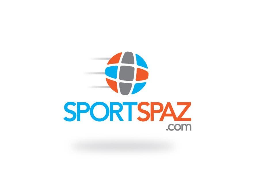 #52 for Design a Logo for SportSpaz by carlosbatt