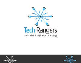 "nº 117 pour Attractive logo for ""Tech Rangers"" par mjuliakbar"