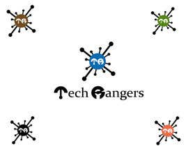 "nº 44 pour Attractive logo for ""Tech Rangers"" par BasitAli92"