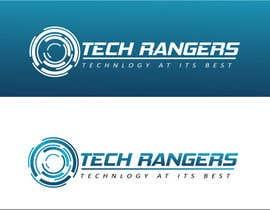 """#91 para Attractive logo for """"Tech Rangers"""" por saimarehan"""