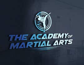 "Nro 28 kilpailuun Develop a Brand Identity for my martial arts school ""The Academy For Martial Arts"" käyttäjältä sinzcreation"