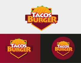 #5 for TACO BURGER LOGO DESIGN by kevincollazo