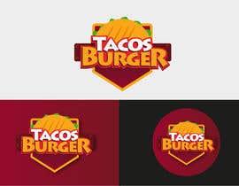 Nro 5 kilpailuun TACO BURGER LOGO DESIGN käyttäjältä kevincollazo