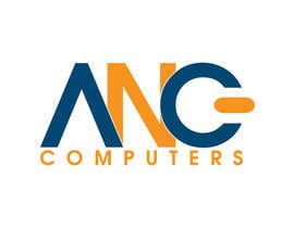 #77 for Design a Logo for ANC Computers af sagorak47