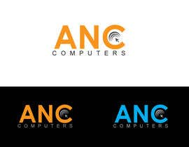 #76 for Design a Logo for ANC Computers by finetone