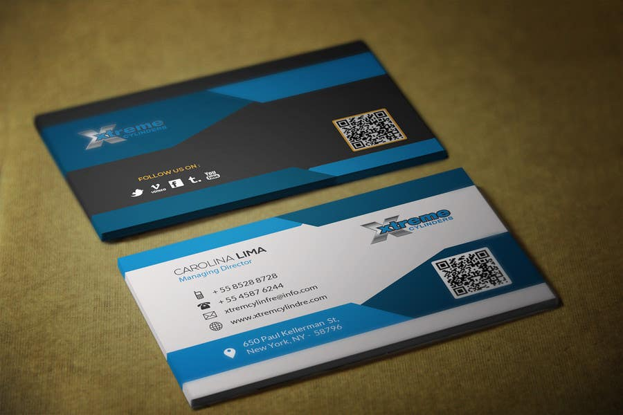 #16 for Design a Business Card for our 3 Different Businesses by abdelaalitou