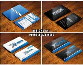#30 untuk Design a Business Card for our 3 Different Businesses oleh pointlesspixels