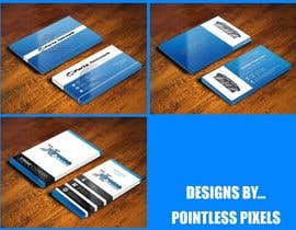 pointlesspixels tarafından Design a Business Card for our 3 Different Businesses için no 35