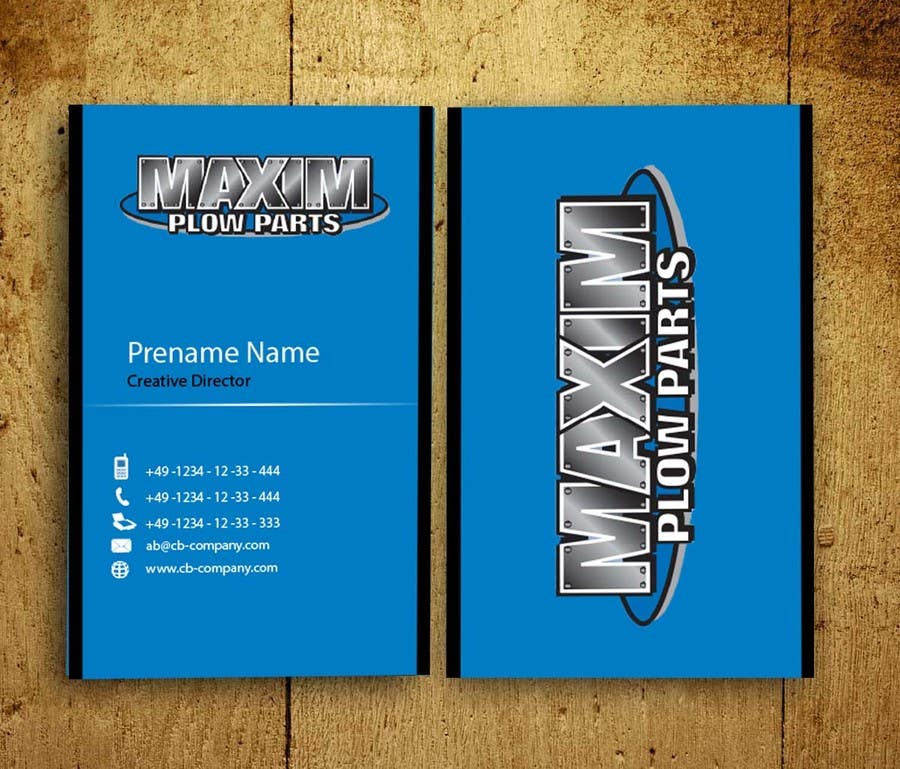 #25 for Design a Business Card for our 3 Different Businesses by mamun313