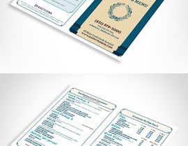 #7 for Design a Catering Menu for Mykonos Greek Restaurant by spenky