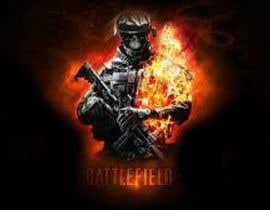Nro 13 kilpailuun Battlefield Logo for youtube Channel käyttäjältä Ravikumarachari