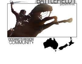 Nro 5 kilpailuun Battlefield Logo for youtube Channel käyttäjältä mmoraru